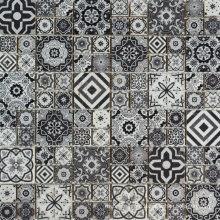 Factory Price Exquisitely Made Surface Inkjet Printing Travertine Tile Mosaic