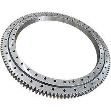 Gran círculo de giro con cojinete de anillo giratorio utilizado en grúas torre