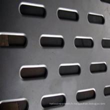 Punching Hole Metal Mesh Sheet (maille perforée en métal)