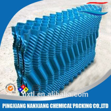 Marley Black New PVC Square Cooling Tower Filter, PVC Cooling Tower Infills Packing,S wave Bio cooling tower packing filter,