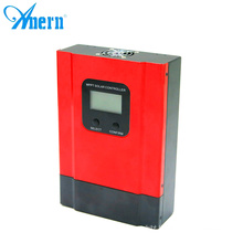 MPPT solar panel controller lcd display 10A 20A 30A 40A 50A 60A