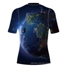Active Dry Fit Sublimate T Shirt