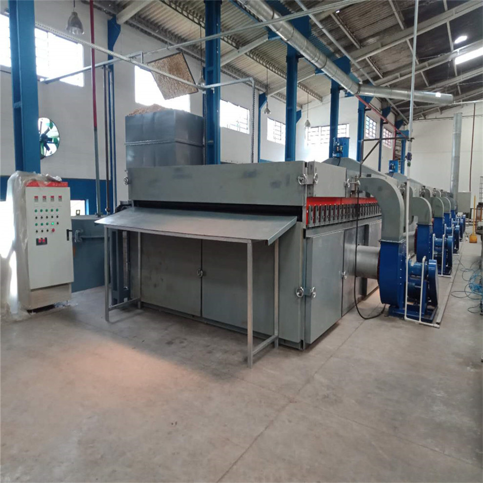 Brazil 24m 1deck Veneer Dryer