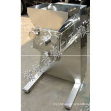 Granulador utilizado en polvo