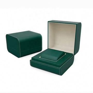 Hot sale Custom Simple Luxury Fashion PU leather watch box gift box display packaging