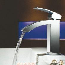 Sanitärkeramik-Einhand-Waschtischmischer M-0043