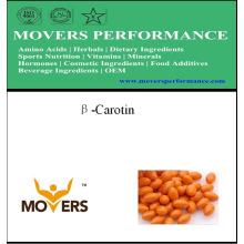 Versorgung Gemüsequelle Beta-Carotin Softgel