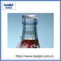 Botella de bebida Fecha de la máquina de impresión de inyección de tinta