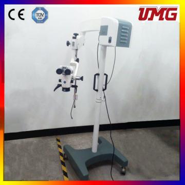 Горячее продающее хирургическое оборудование стоматологический светодиодный микроскоп