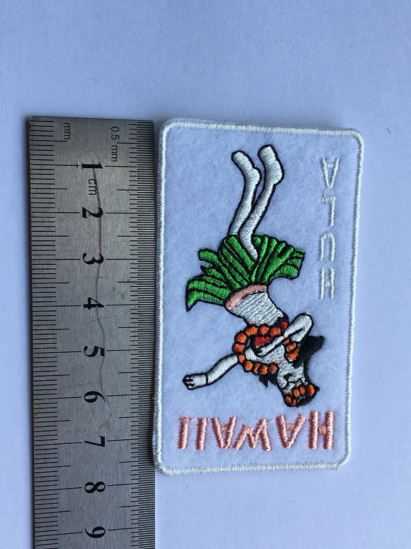 Embroidery Patch Special