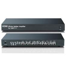 HDMI 8Ports Splitter Verstärker von Cat5x1