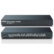 HDMI 8Ports Splitter Amplifier by Cat5x1