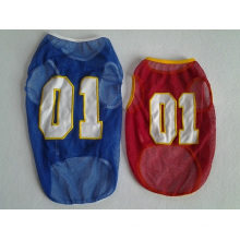 Dog Clothes Sport Shirt Product Supply Pet Clothes