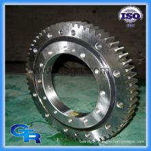 Industrial turntable slewing bearings