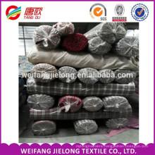"20*10 Cotton Flannel Printed Woven 43/44""/Ready plaid yarn dyed Fabric yarn dyed cotton fabric"