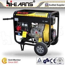 Générateur diesel diesel à refroidissement par air (DG8000E3)