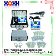 Completa maquillaje permanente maquillaje kit de maquillaje, kit profesional de maquillaje permanente para la venta