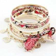 Hot Sale Multilayers Bracelets en dentelle Bracelets perles Bracelet BA41