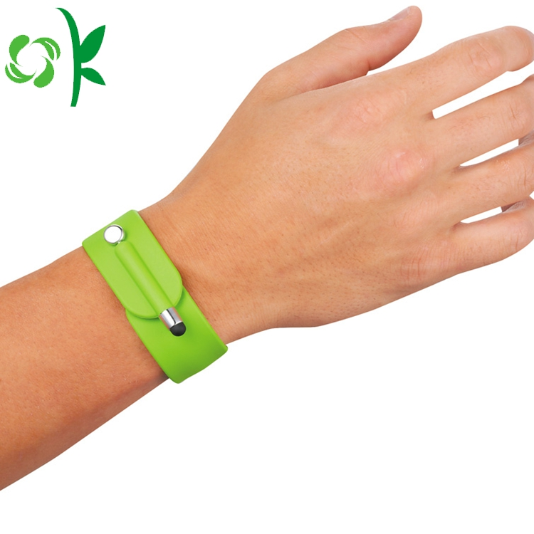 Slap Bracelet With Touchpen
