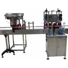 Автоматическая укупорочная машина ZH-QDX