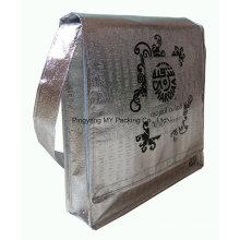 OEM Order Promotional Metallic Laminated Nonwoven Bag