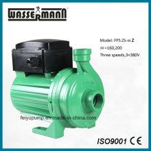 3 Speeds, 3 Phase, Horizontal, Hot Water Circulation Pump