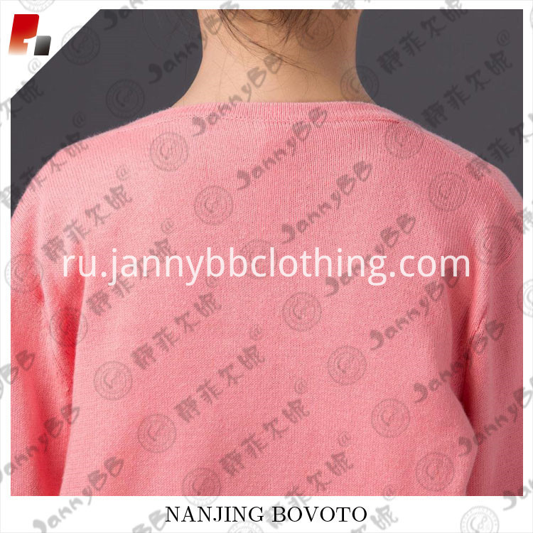 pink girls sweater03