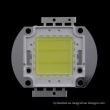 El LED integrado de 20W de potencia y el tipo de LED de alta potencia llevan 20w