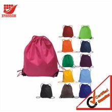 Promotional Customized Drawstring Bag Sports Backpack