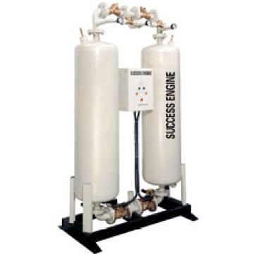 Heatless régénération d'Air séchoir (DH12-DH2000)