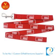 Fabrik Preis Customized Logo Nylon bedruckt Hundeleine Leine in hoher Qualität aus China