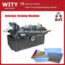 Envelope que faz a máquina