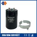 250V 10000UF vis aluminium borne condensateur électronique