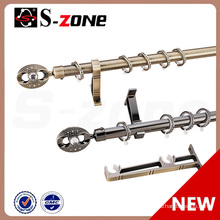 a wide selection of curtain pole accessories for high quality