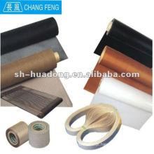 PTFE Teflon tecido de fibra de vidro