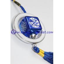 Round Frame Islam Allah Mohammed Amulet Pendant