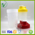 Cilindro de venda a quente PCTG OEM shaker do preço da fábrica BPA free plastic tritan water bottle joyshaker