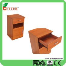 Hospital Wooden Bedside Cabinet