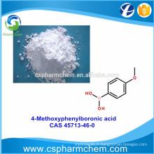 Acide 4-méthoxyphénylboronique, CAS 45713-46-0, matériau OLED