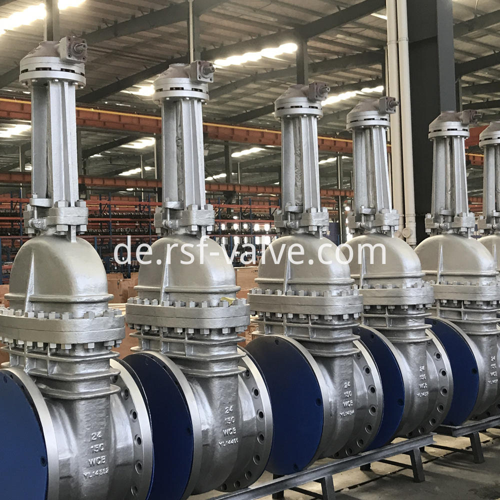 Wedge Gate Valve Api600 1