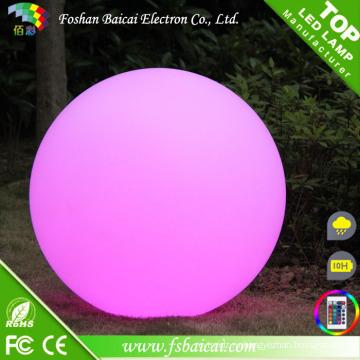 Светодиодный светящийся шар света