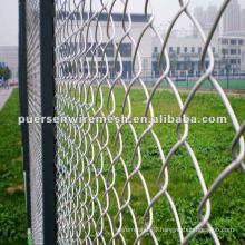 PVC Coated Chain-Link screen