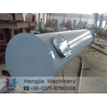 Drier machine for powder and chemicals