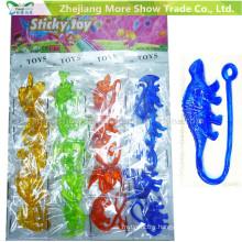 Promotional Novelty TPR Sticky Toys Kids Party Favors