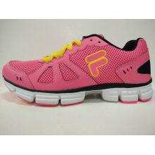 Zapatos de color rosa para mujer