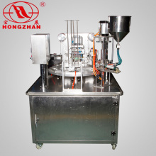 Automática de alta velocidad automática taza de taza de granos de la máquina de sellado