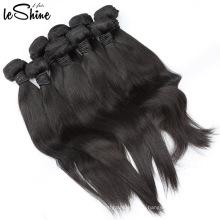 Алиэкспресс Оптовая цена 10А класс человеческих волос weave пучки шелковистая прямая Перуанский девственные волосы