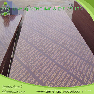 12mm 15mm 18mm Brown Color Marine Plywood with Low Price