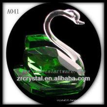 Nice Crystal Animal Figurine A041-green
