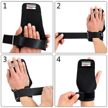 WeightLifting Gymnastic Wrist Wrap Hỗ trợ